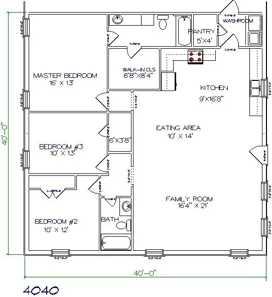 17 best images about apartment garage homes on pinterest for 40x40 garage plans