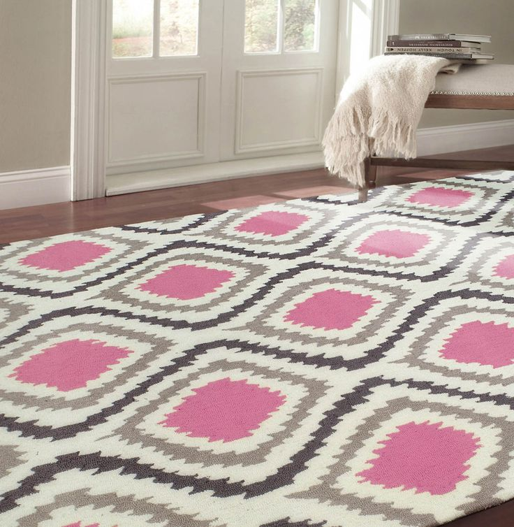 167 best Tickle Me Pink images on Pinterest | Rugs usa, Home and ...