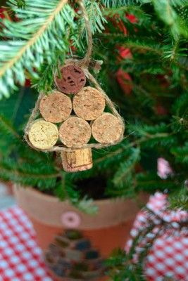 Adornos arbol de navidad manualidades diy christmas - Arboles de navidad manualidades navidenas ...
