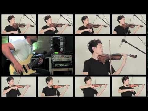 ▶ Game of Thrones VIOLIN+ROCK COVER Jason Yang+Roger Lima Mashup BEST VERSION EVER - YouTube
