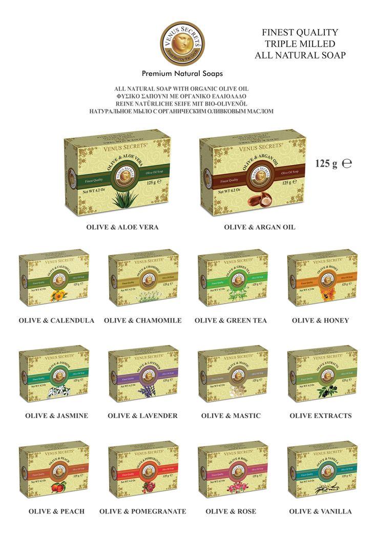Olive Oil Soap 125gr ____________Code: 520770-783