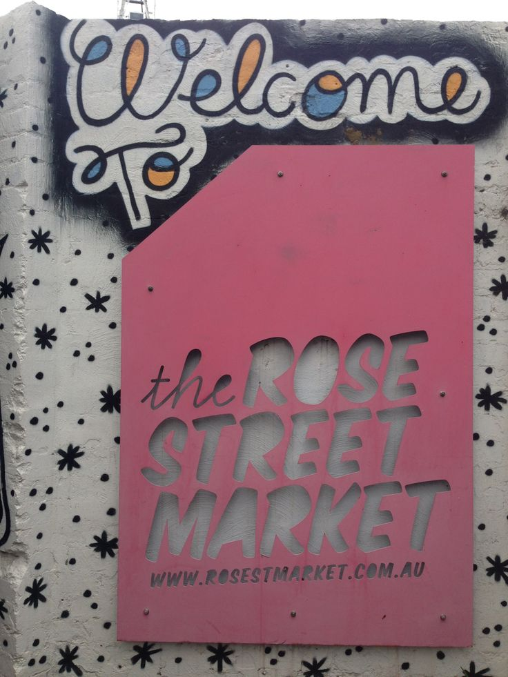 Rose Street Markets