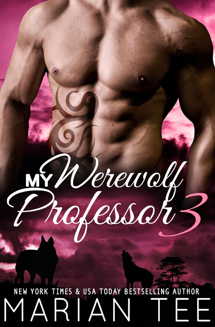 The 157 best marian tee images on pinterest book covers cover ebook version of my werewolf professor book 3 by marian tee fandeluxe Image collections
