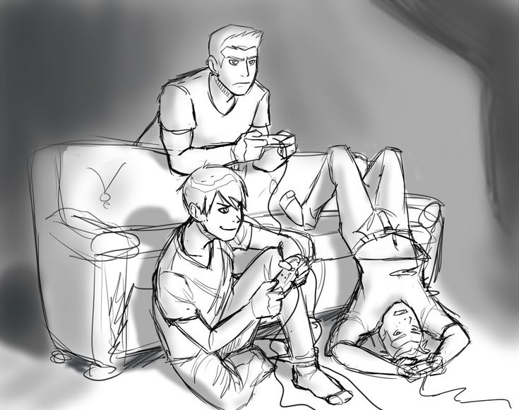 Roy Harper, Dick Grayson, and Wally West Bros for life....