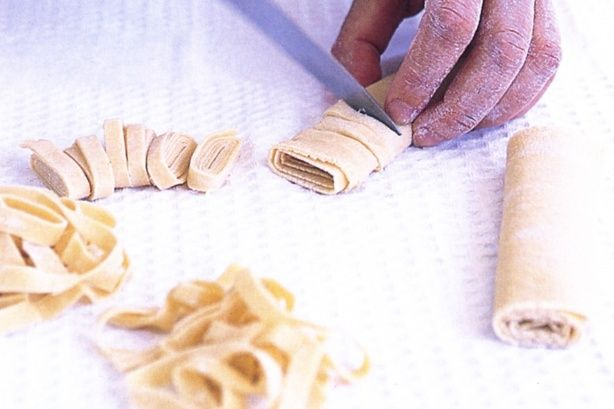 Basic fresh pasta main image