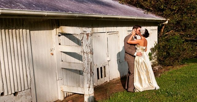 Quirky Country Wedding in the Hinterland   The Bride's Tree - Sunshine Coast Wedding