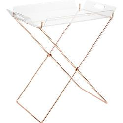 Fantastisch Acrylic Tray Table