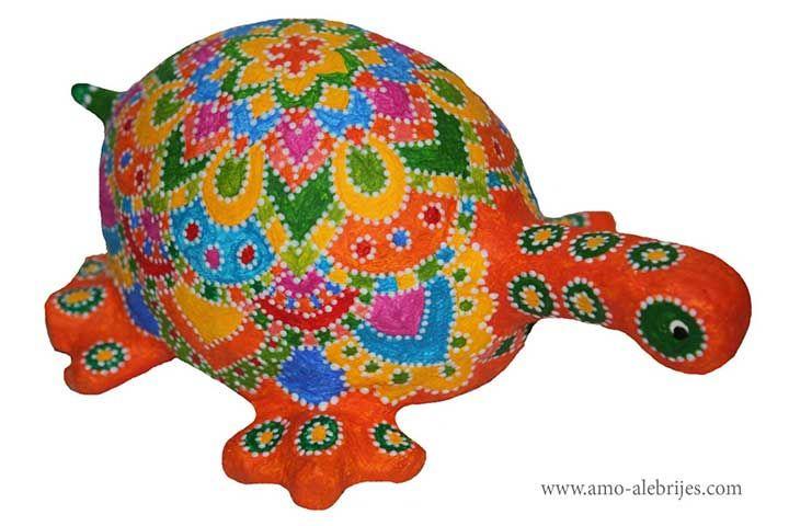 imagenes de alebrijes tortuga