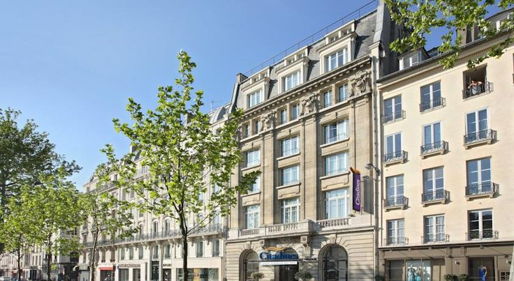 泊ってみたいホテル・HOTEL|フランス>パリ>ノートルダム大聖堂から徒歩10分>シタディーヌ サン ジェルマン デプレ パリ(Citadines Saint-Germain-des-Prés Paris)