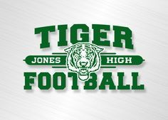 High School Football T-Shirt Design: State Football Playoffs ...