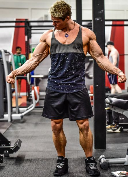 For natural athletes or athletes that do not make use of performance enhancing drugs (PEDs) or anabolic steroids, gains in strength and muscle mass come slowly.  #health #physique #fitness www.strongliftwear.com