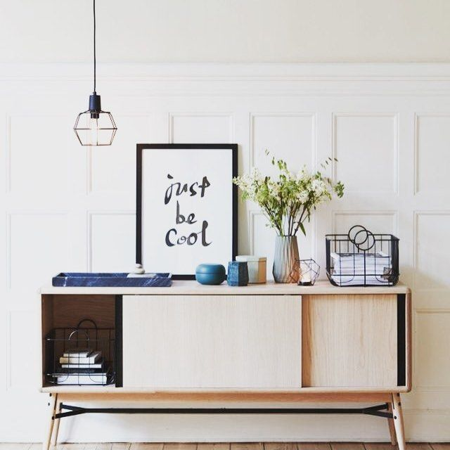 Gorgeous Set Up! Loving This Inspiration ✌ #modern #essential #home #