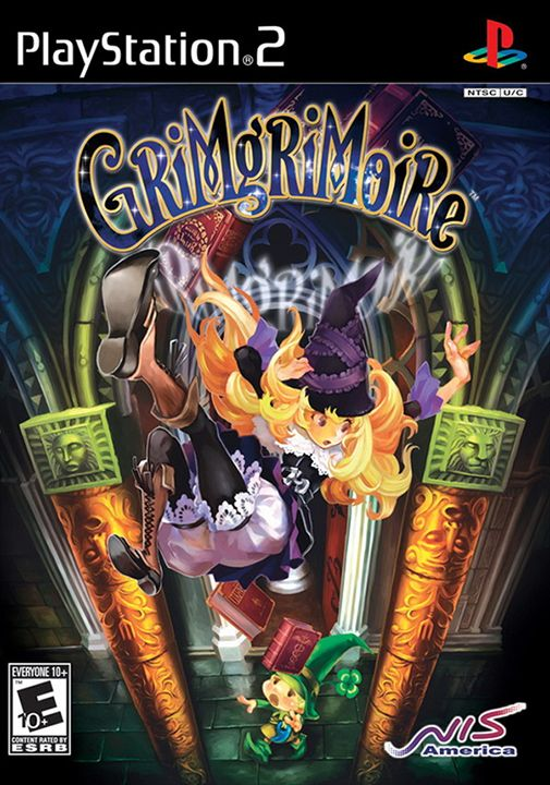 10th Anniversary for GrimGrimoire! #gaming #games #gamer #videogame #video #game #gamers #Retrogame #retrogamer #retrogames #retrogaming