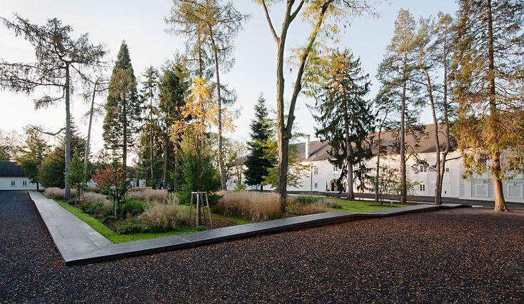 3zu0 arboretum landscape architecture austria 01 « Landscape Architecture Works | Landezine