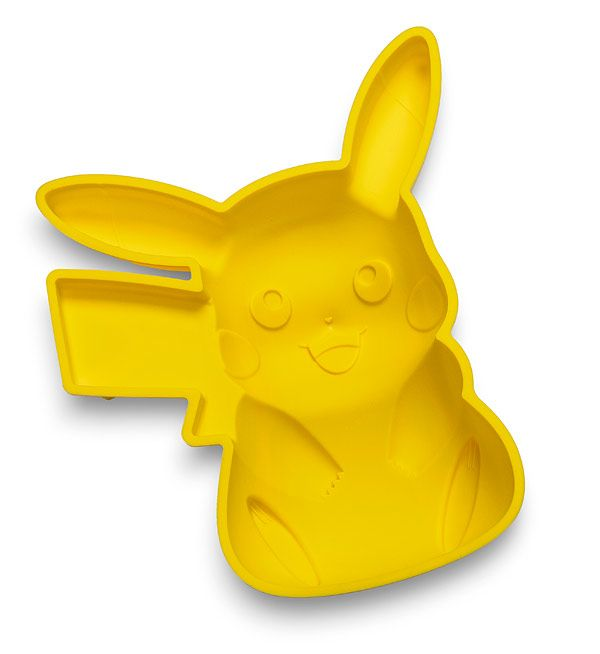 Pikachu Cake Pan for Making Perfect Pokémon Themed Cakes