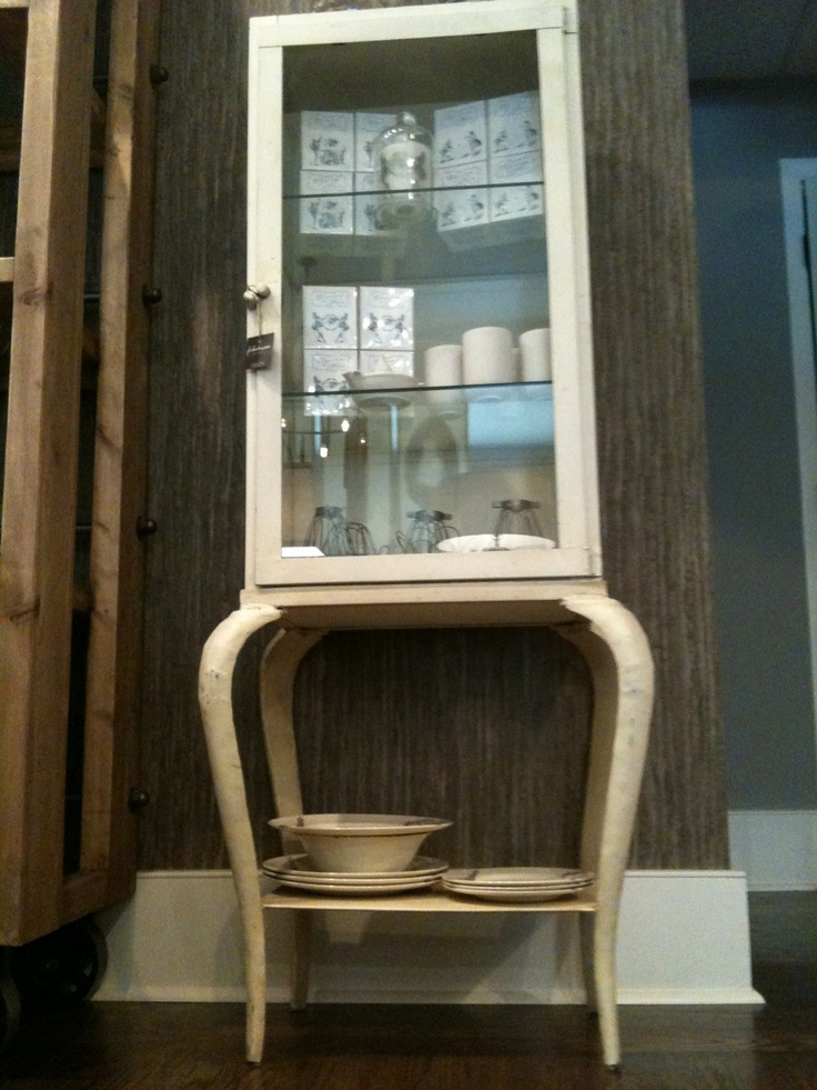 Antique Dental Cabinet   So Cool