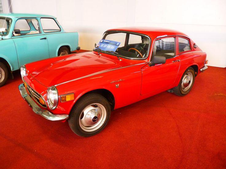 Honda S800 1968