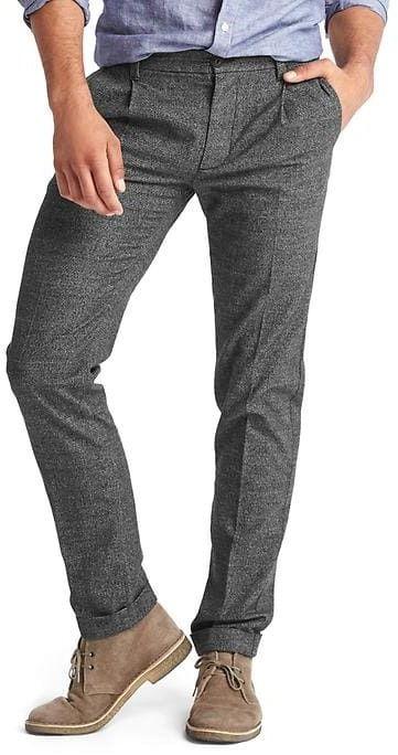 Pants for Men On Sale, Cream, Cotton, 2017, 34 Vivienne Westwood