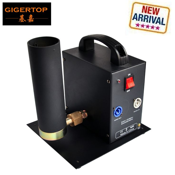 (290.00$)  Buy here - http://aia5l.worlditems.win/all/product.php?id=32289013703 - Freeshipping One Nozzle Stage Co2 Column Machine 6m Good Gas Hose/2m DMX Cable Manual Switch/DMX512 Control High Distance Jet