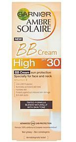 Boots - Ambre Solaire BB Tinted Face Protecting Cream SPF30+ 50ml