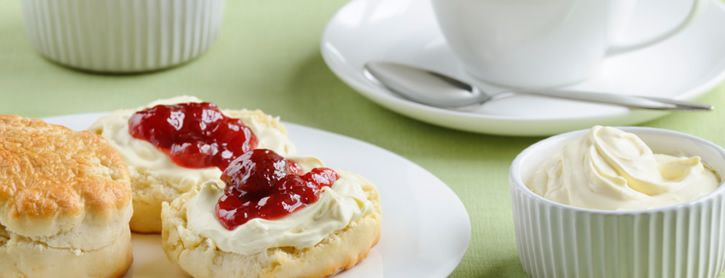 Devonshire Cream Teas just cannot be beaten...at least that is what I reckon and Badgers Holt is a great place to get them up on Dartmoor.