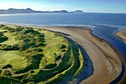 Top Ten Best Golf Courses In Ireland