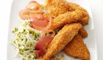 Meksika Usulü Çıtır Tavuk tam aradığınız tarif. Tadı dışarıda tavuk yediğinizi saydığınız yerlerin yaptıklarına da 10 basar! #çıtır #tavuk #kızarmış #nugget #chicken #meksika #yemekleri #meksika #mutfağı #leziz #tarifler #pratik #aperatif #ara #sıcak #crispy #değişik #dünya #yemek #tarifi #tarif