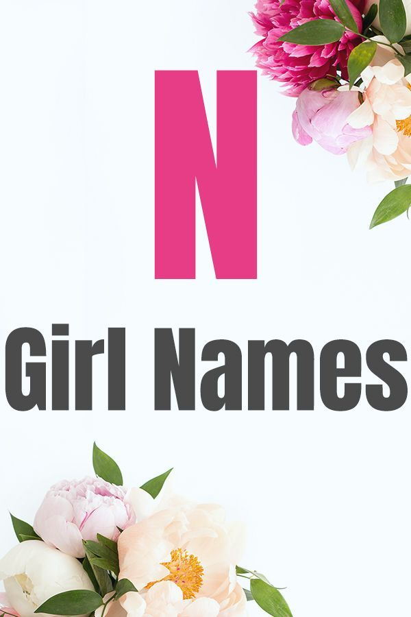 Baby Girl Names that Begin with