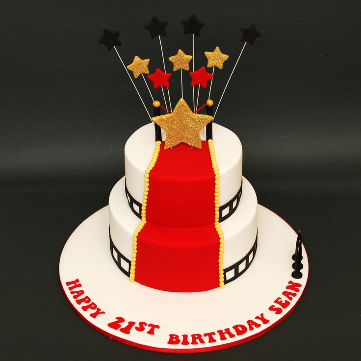 Red Carpet Cake Images : Love!! Hollywood Red Carpet Cake Novelty Cakes ...