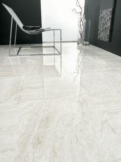 porcelain tile Marble look porcelain tile