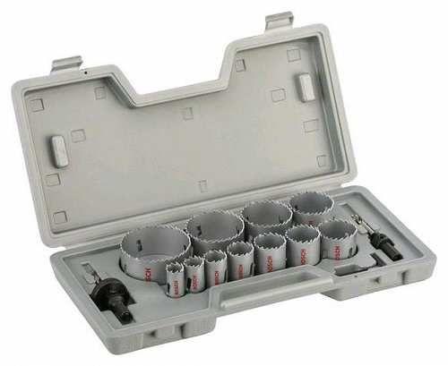 Prezzi e Sconti: #Bosch set di seghe a tazza 14pz  ad Euro 193.42 in #Elettronica #Giardino e fai da te > ferramenta >
