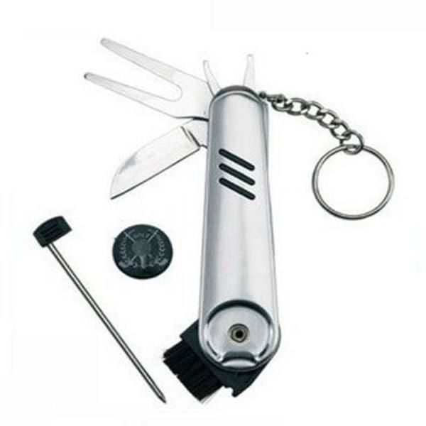 6 in 1 Multi Function All-In-One Golfers Tool