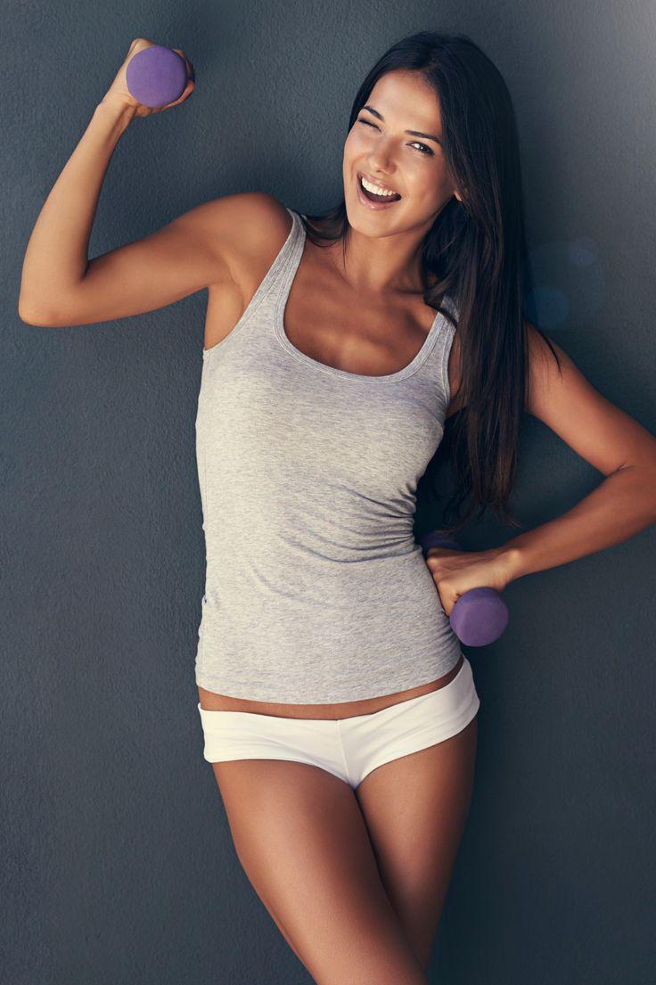 Diese genialen Tipps sollte jeder kennen, der fit werden will: http://www.gofeminin.de/sport/fitness-tipps-s1673604.html