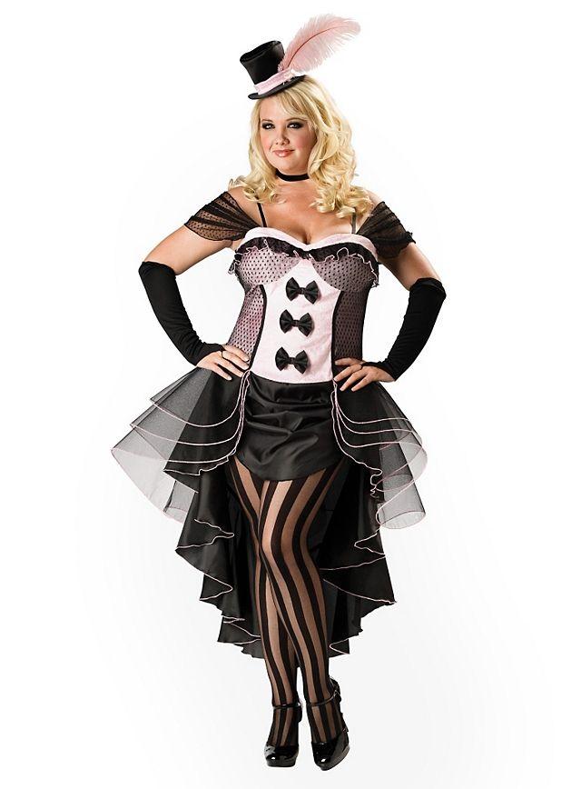 burlesque dancer costume plus size halloweenadult halloweenhalloween ideashalloween - Halloween Costume Plus Size Ideas