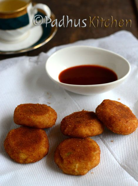Paneer Cutlet-Bread Paneer Cutlet-Paneer Tikki Recipe-Easy Snack Recipe