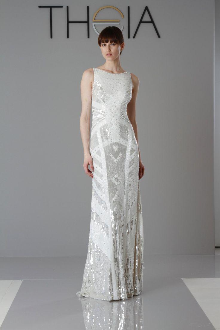 Best Theia Wedding Gowns Ideas On Pinterest Princess Wedding