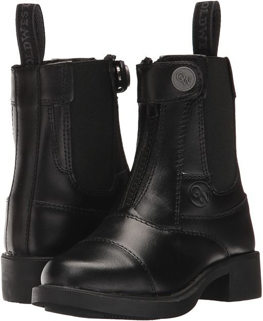 Old West English Kids Boots - Magic Kids Shoes