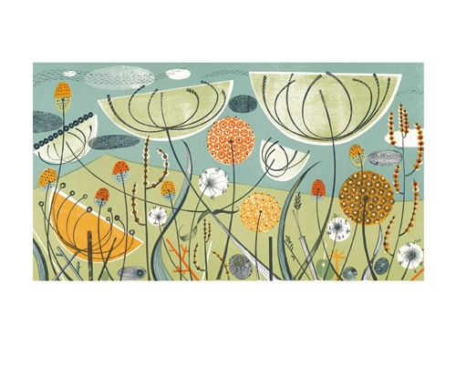 One of my favourite Angie Lewin design.