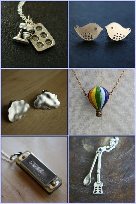 Cool indie jewelry