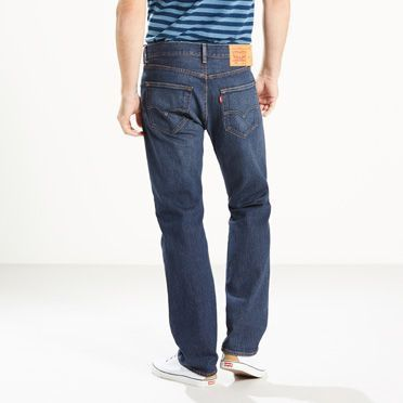 Levi's 501 Original Fit Stretch Jeans - Men's 32x30