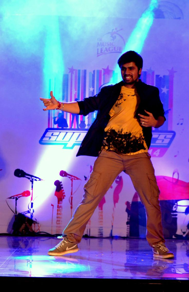 A musical gala event at the Bangalore campus on 12th September 2014