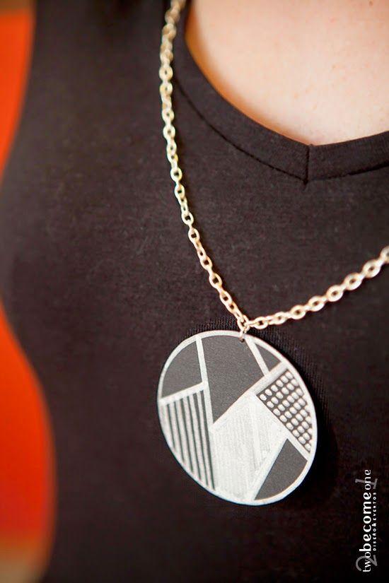 DIY Pendants by 2become1.es