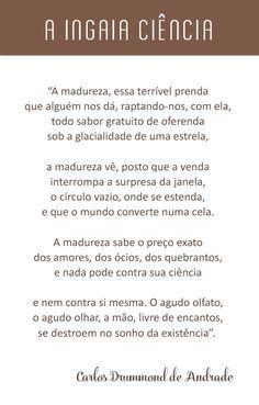 Professor analisa dois poemas do livro Claro Enigma de Carlos Drummond de Andrade para a Fuvest 2017