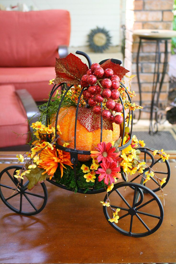 35 best Pumpkin Carriage images on Pinterest