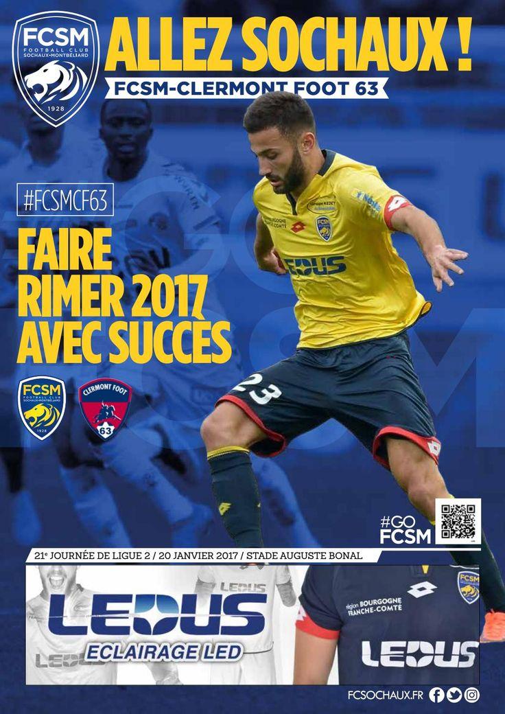 """Allez Sochaux !"" - FCSM-Clermont Foot"