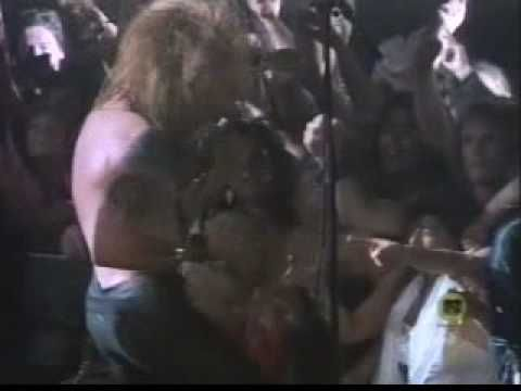 guns n' roses - welcome to the jungle music video