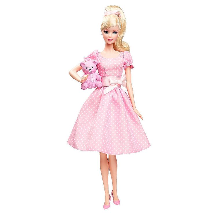 """Poupée Barbie """"C'est une fille"""