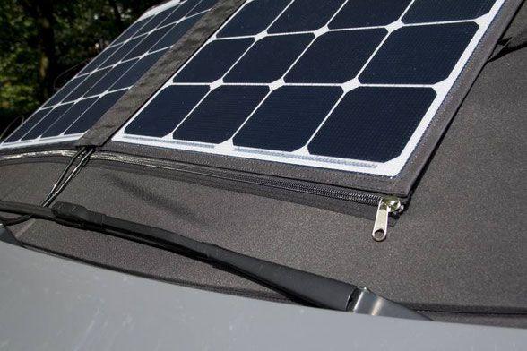 Mobile Solarmodule - flexibel für unterwegs - SOLARA