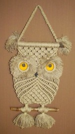 macrame.....I know we had this stuff hanging on our walls