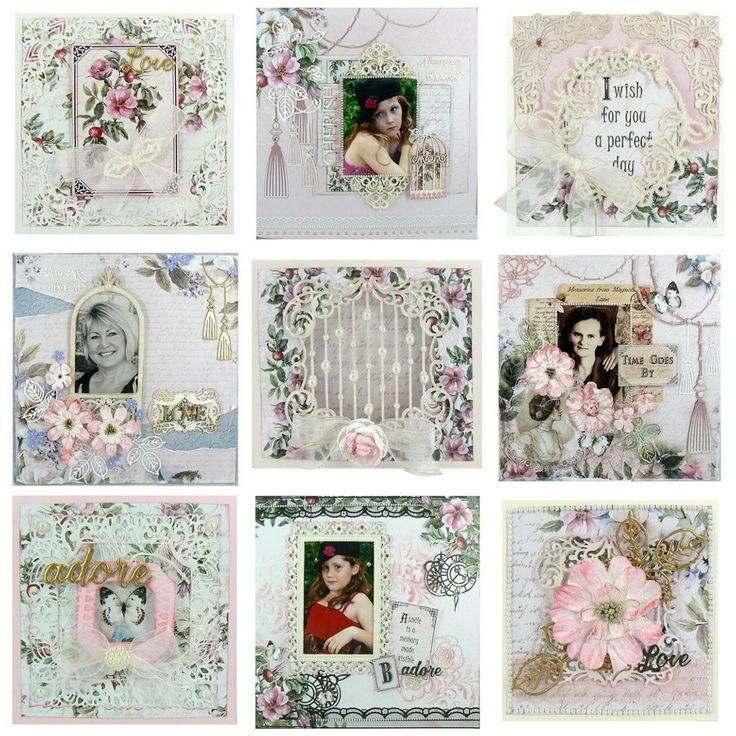 Couture Creations: Ultimate Crafts Magnolia Lane | CHA Sneak Peek 2016